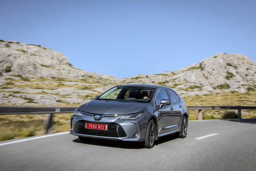 GALLERY: 2019 Toyota Corolla detailed for Europe – three body styles; four powertrains, including hybrids Image #926330
