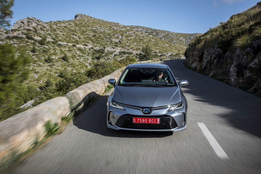 GALLERY: 2019 Toyota Corolla detailed for Europe – three body styles; four powertrains, including hybrids Image #926364