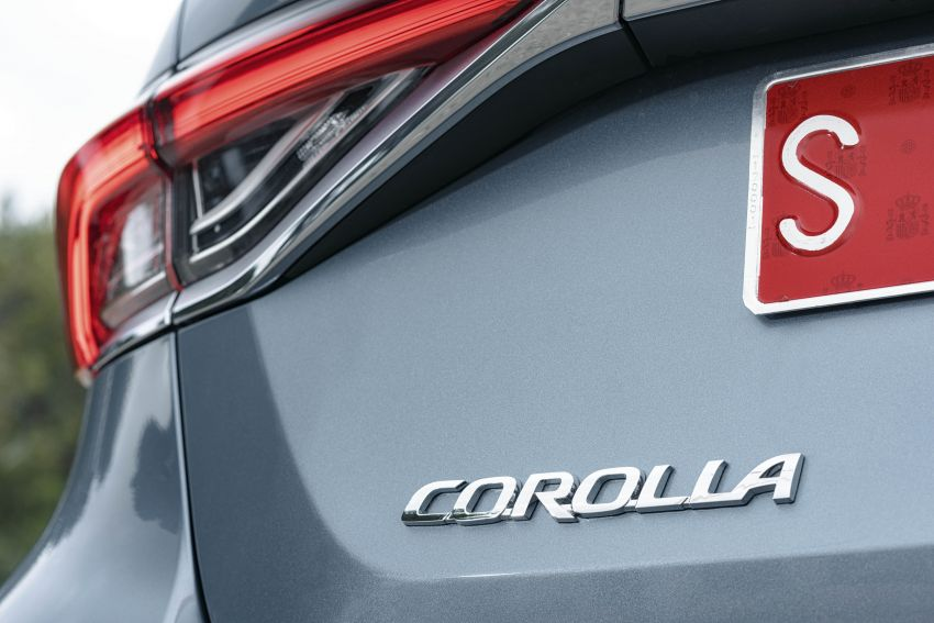 GALLERY: 2019 Toyota Corolla detailed for Europe – three body styles; four powertrains, including hybrids Image #926412