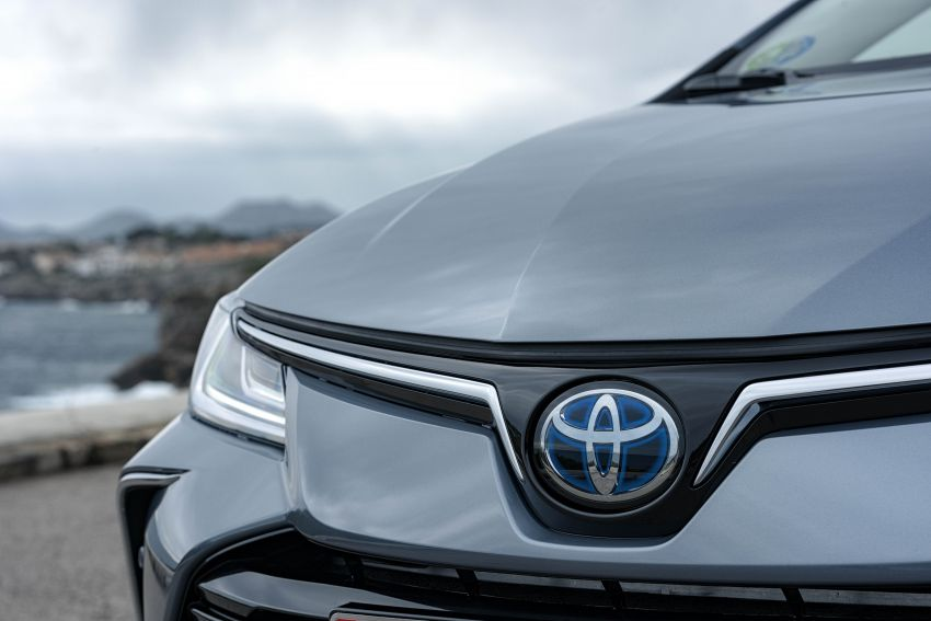 GALLERY: 2019 Toyota Corolla detailed for Europe – three body styles; four powertrains, including hybrids Image #926414