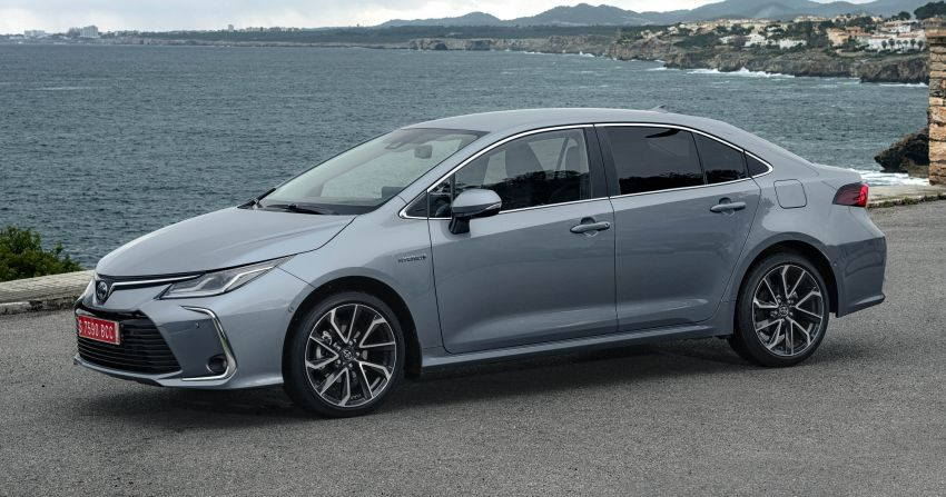 GALLERY: 2019 Toyota Corolla detailed for Europe – three body styles; four powertrains, including hybrids Image #926207