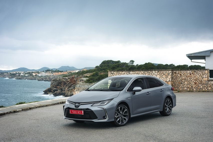 GALLERY: 2019 Toyota Corolla detailed for Europe – three body styles; four powertrains, including hybrids Image #926219