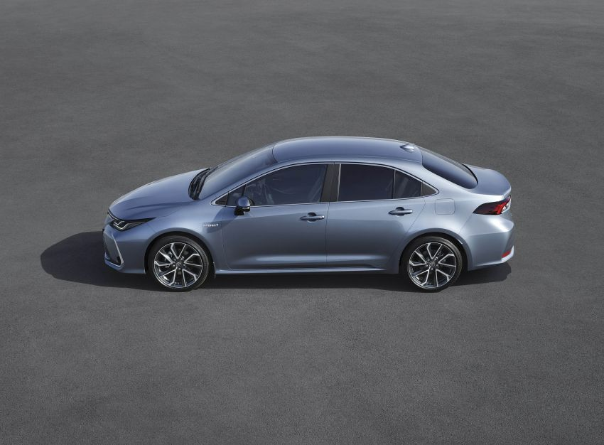 GALLERY: 2019 Toyota Corolla detailed for Europe – three body styles; four powertrains, including hybrids Image #926277