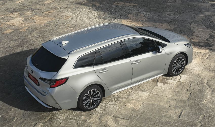 GALLERY: 2019 Toyota Corolla detailed for Europe – three body styles; four powertrains, including hybrids Image #926195