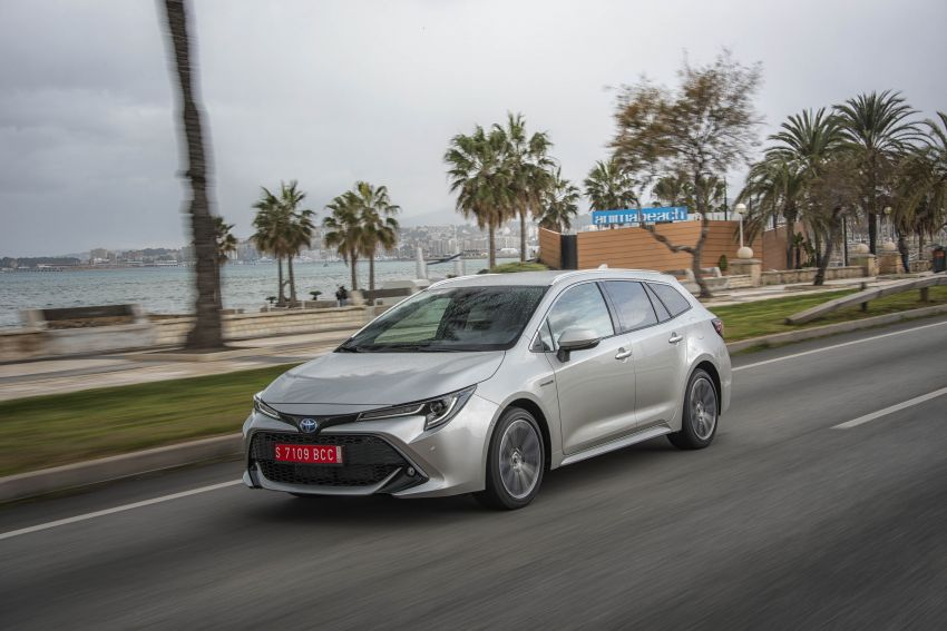 GALLERY: 2019 Toyota Corolla detailed for Europe – three body styles; four powertrains, including hybrids Image #926315