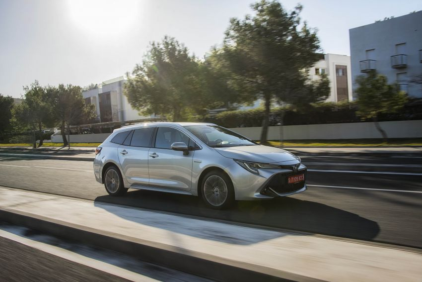 GALLERY: 2019 Toyota Corolla detailed for Europe – three body styles; four powertrains, including hybrids Image #926329