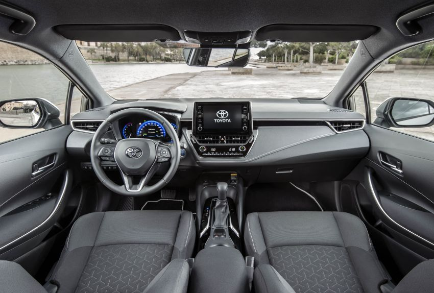 GALLERY: 2019 Toyota Corolla detailed for Europe – three body styles; four powertrains, including hybrids Image #926390