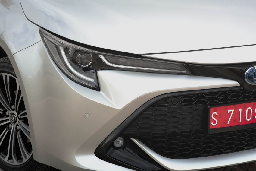GALLERY: 2019 Toyota Corolla detailed for Europe – three body styles; four powertrains, including hybrids Image #926421