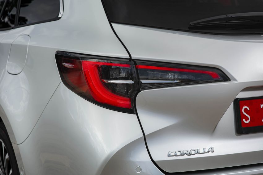 GALLERY: 2019 Toyota Corolla detailed for Europe – three body styles; four powertrains, including hybrids Image #926425