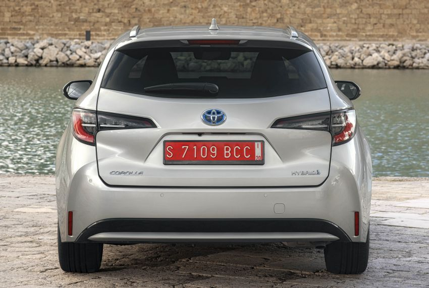 GALLERY: 2019 Toyota Corolla detailed for Europe – three body styles; four powertrains, including hybrids Image #926228