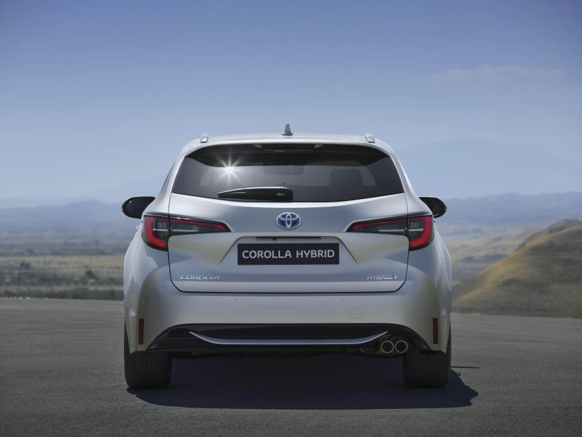 GALLERY: 2019 Toyota Corolla detailed for Europe – three body styles; four powertrains, including hybrids Image #926298