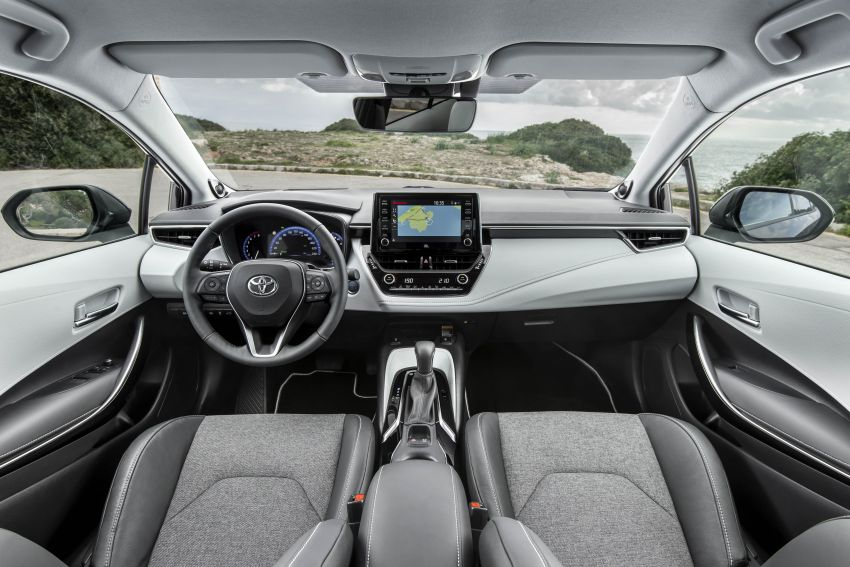 GALLERY: 2019 Toyota Corolla detailed for Europe – three body styles; four powertrains, including hybrids Image #926346