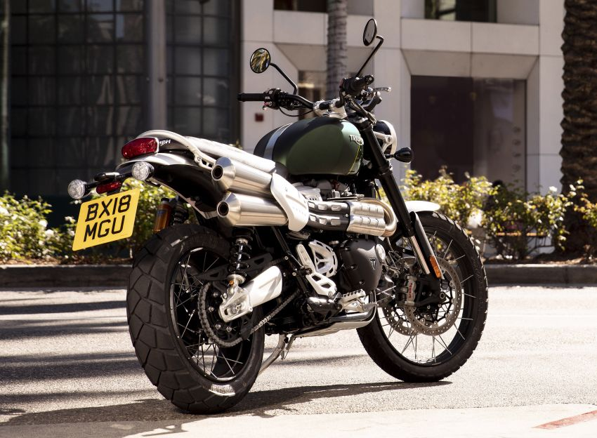2019 Triumph Motorcycles Malaysia pricing updated – new Triumph Speed Twin 1200 from RM73,900 Image #921224