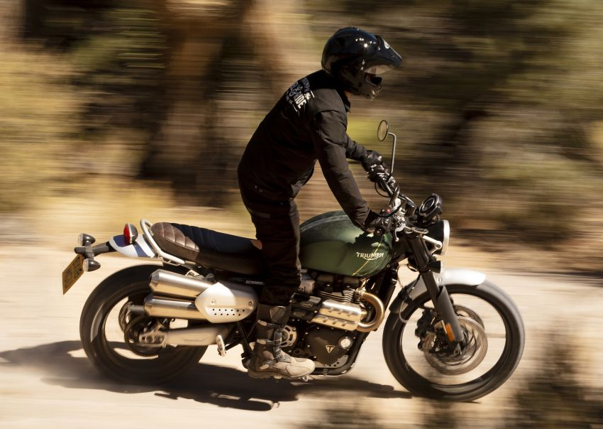 2019 Triumph Motorcycles Malaysia pricing updated – new Triumph Speed Twin 1200 from RM73,900 Image #921225