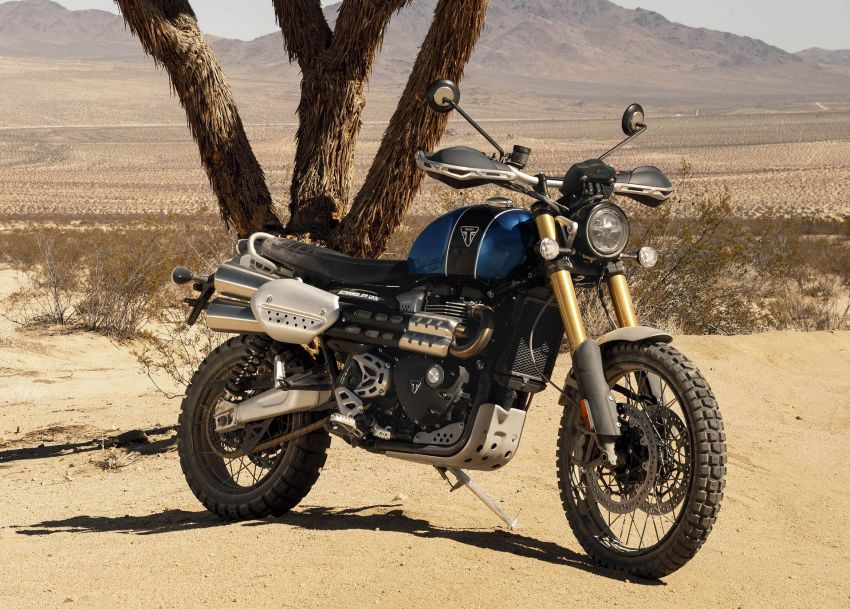 2019 Triumph Motorcycles Malaysia pricing updated – new Triumph Speed Twin 1200 from RM73,900 Image #921228
