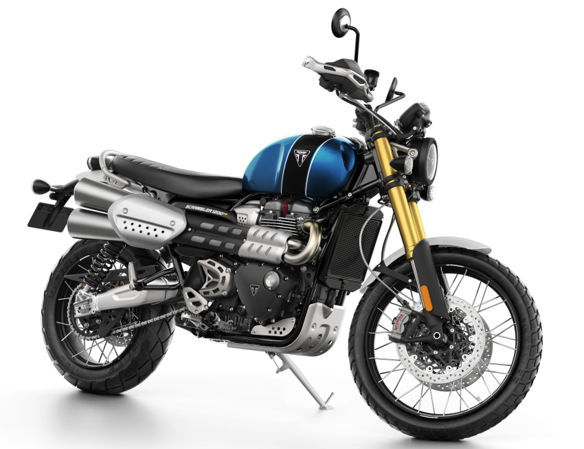 2019 Triumph Motorcycles Malaysia pricing updated – new Triumph Speed Twin 1200 from RM73,900 Image #921229