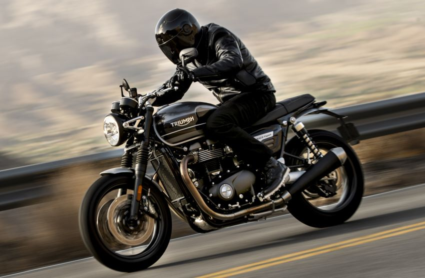 2019 Triumph Motorcycles Malaysia pricing updated – new Triumph Speed Twin 1200 from RM73,900 Image #921240
