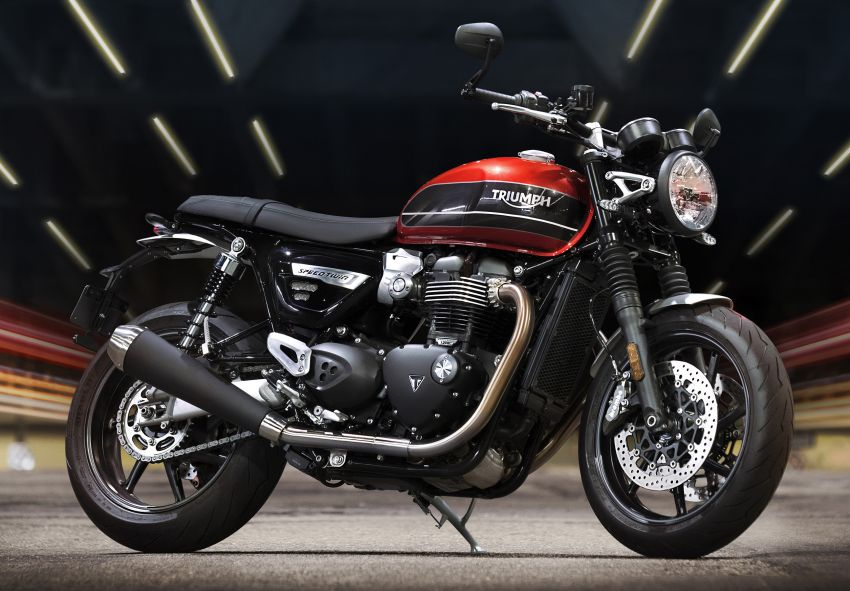 2019 Triumph Motorcycles Malaysia pricing updated – new Triumph Speed Twin 1200 from RM73,900 Image #921241