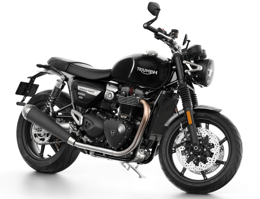 2019 Triumph Motorcycles Malaysia pricing updated – new Triumph Speed Twin 1200 from RM73,900 Image #921243