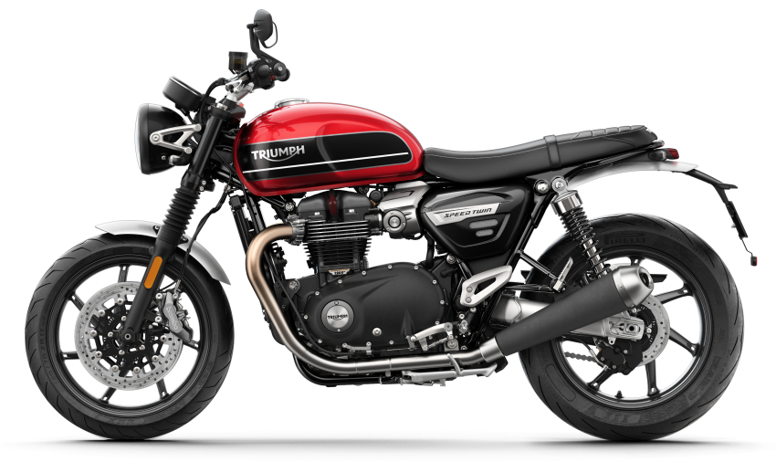 2019 Triumph Motorcycles Malaysia pricing updated – new Triumph Speed Twin 1200 from RM73,900 Image #921244
