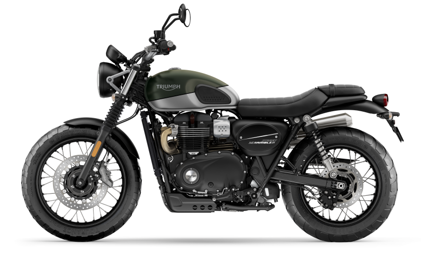 2019 Triumph Motorcycles Malaysia pricing updated – new Triumph Speed Twin 1200 from RM73,900 Image #921233