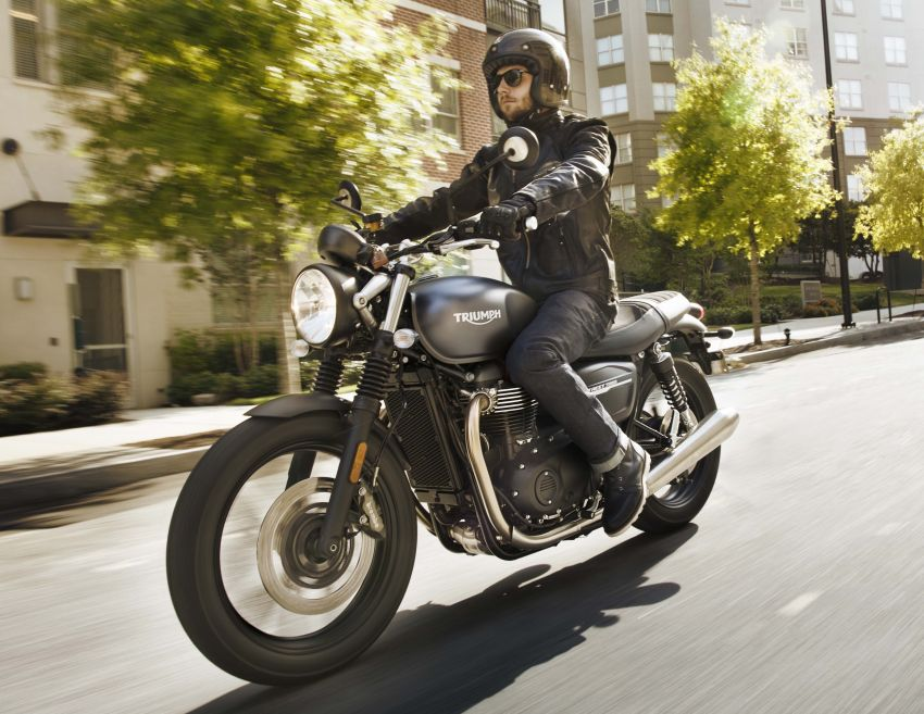 2019 Triumph Motorcycles Malaysia pricing updated – new Triumph Speed Twin 1200 from RM73,900 Image #921234