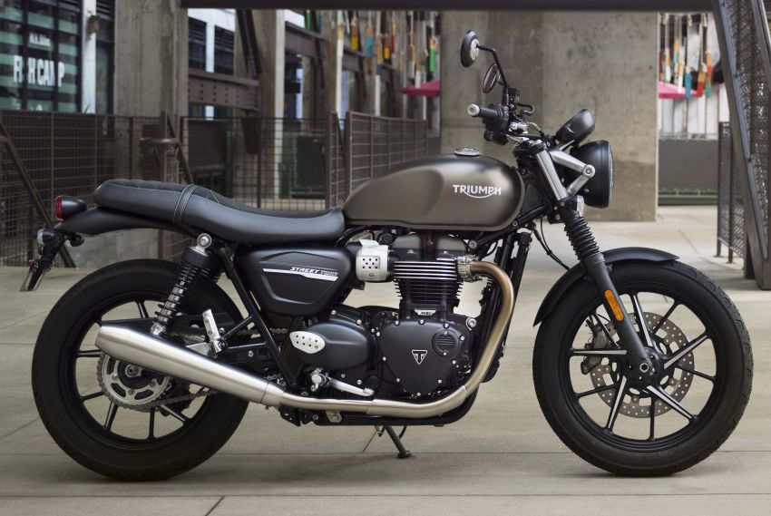 2019 Triumph Motorcycles Malaysia pricing updated – new Triumph Speed Twin 1200 from RM73,900 Image #921235