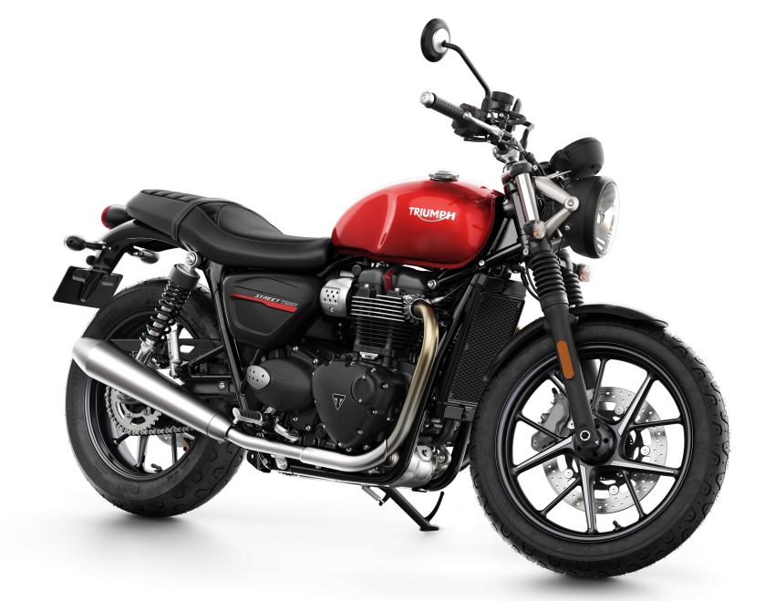 2019 Triumph Motorcycles Malaysia pricing updated – new Triumph Speed Twin 1200 from RM73,900 Image #921236