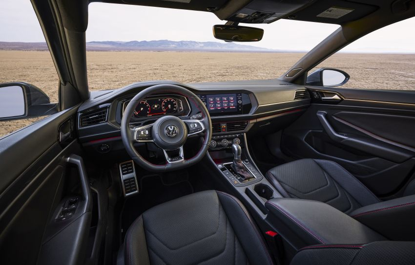 2019 Volkswagen Jetta GLI debuts in Chicago – 228 hp from the Golf GTI, six-speed manual, LSD standard Image #919759