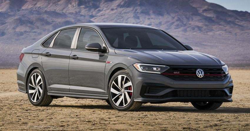 2019 Volkswagen Jetta GLI debuts in Chicago – 228 hp from the Golf GTI, six-speed manual, LSD standard Image #919771
