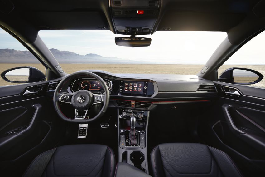 2019 Volkswagen Jetta GLI debuts in Chicago – 228 hp from the Golf GTI, six-speed manual, LSD standard Image #919758