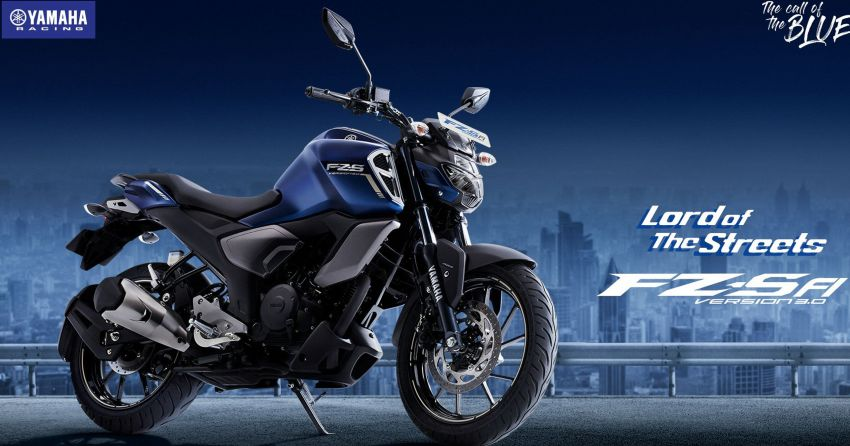 2019 Yamaha FZS-FI launched in India – RM5,533 Image #919712