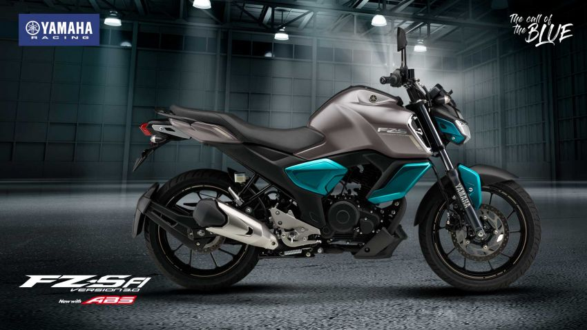 2019 Yamaha FZS-FI launched in India – RM5,533 Image #919718