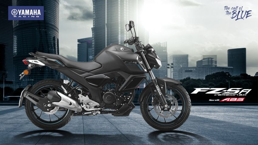 2019 Yamaha FZS-FI launched in India – RM5,533 Image #919720