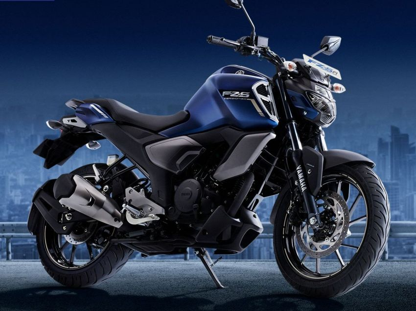 2019 Yamaha FZS-FI launched in India – RM5,533 Image #919721