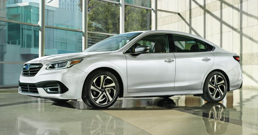 2020 Subaru Legacy unveiled at Chicago Auto Show – 2.4L turbo boxer engine, EyeSight standard in the US Image #919472