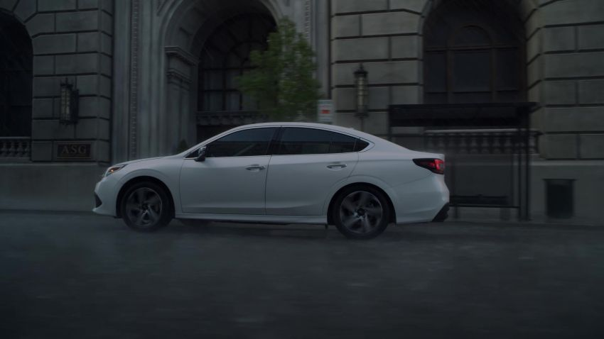 2020 Subaru Legacy unveiled at Chicago Auto Show – 2.4L turbo boxer engine, EyeSight standard in the US Image #919487