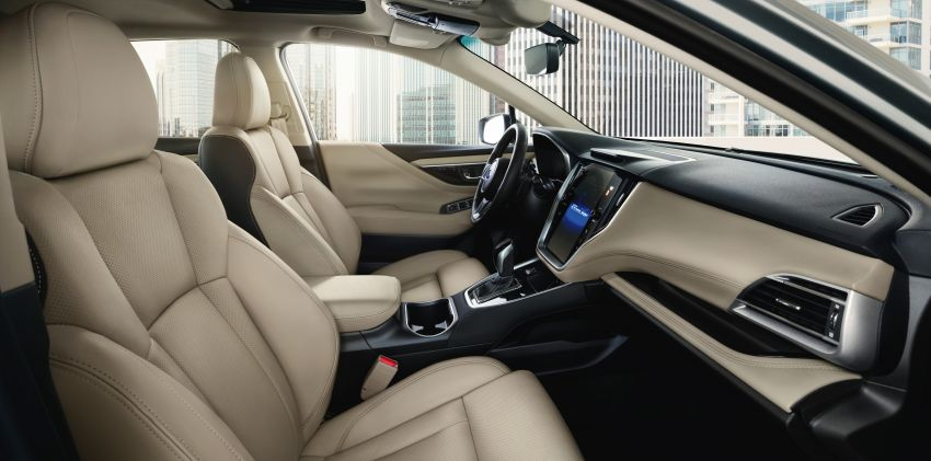 2020 Subaru Legacy unveiled at Chicago Auto Show – 2.4L turbo boxer engine, EyeSight standard in the US Image #919475