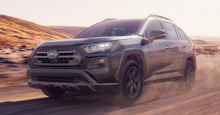 2020 Toyota RAV4 TRD Off-Road unveiled in Chicago Image #919972