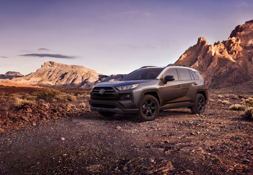 2020 Toyota RAV4 TRD Off-Road unveiled in Chicago Image #919974