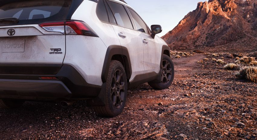 2020 Toyota RAV4 TRD Off-Road unveiled in Chicago Image #919975