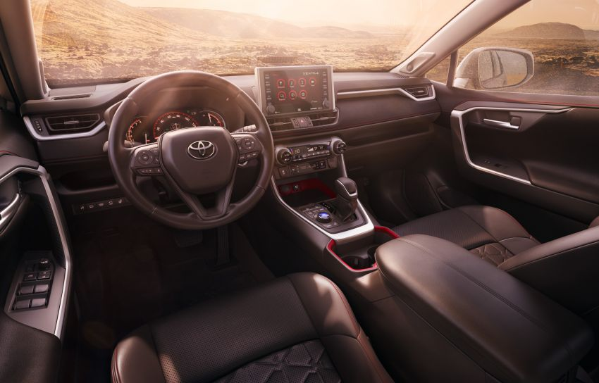 2020 Toyota RAV4 TRD Off-Road unveiled in Chicago Image #919977