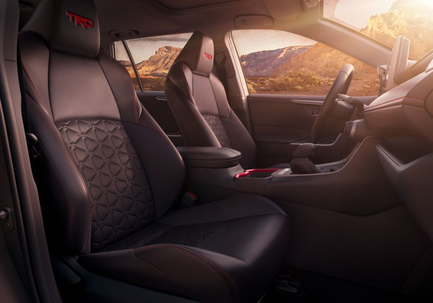2020 Toyota RAV4 TRD Off-Road unveiled in Chicago Image #919978