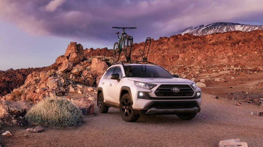 2020 Toyota RAV4 TRD Off-Road unveiled in Chicago Image #919980