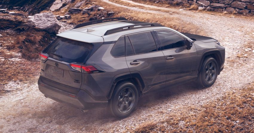 2020 Toyota RAV4 TRD Off-Road unveiled in Chicago Image #919981