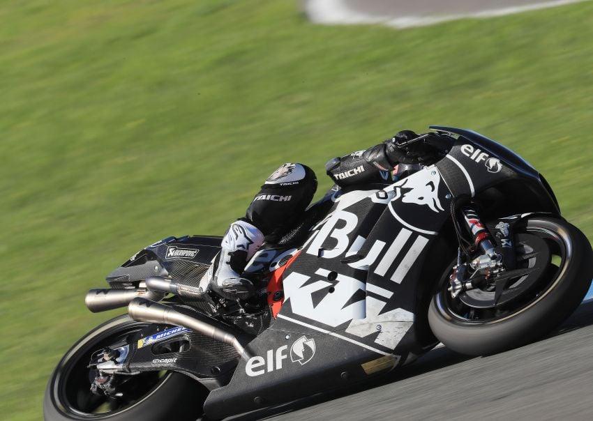 Hafizh Syahrin looking forward to new MotoGP season Image #918549