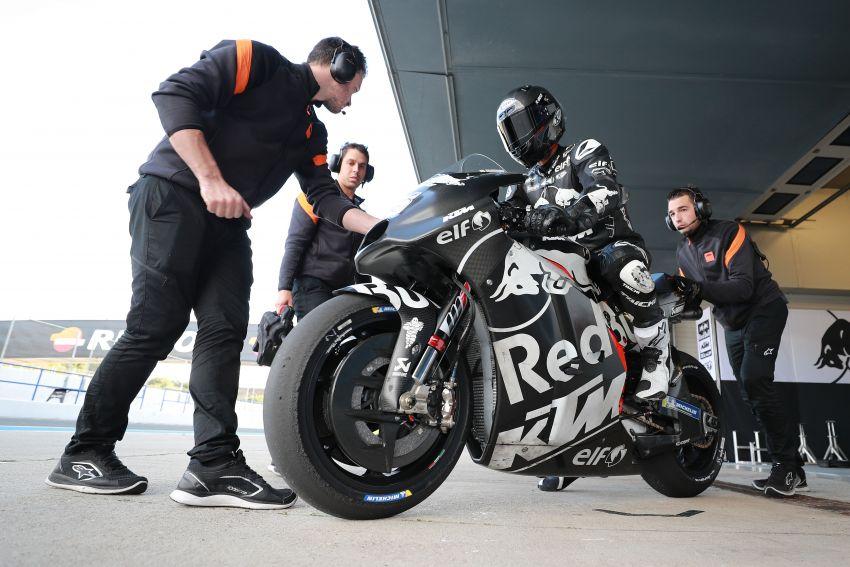 Hafizh Syahrin looking forward to new MotoGP season Image #918558