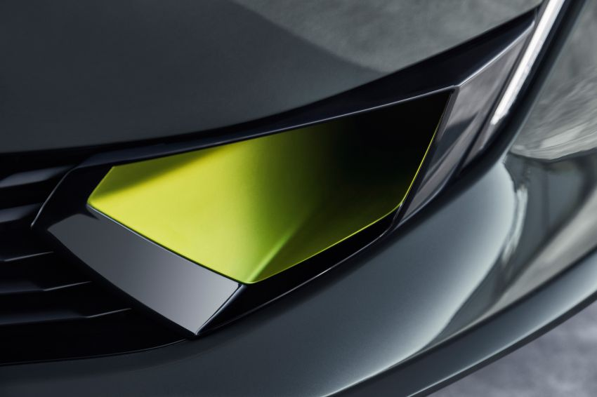 508 Peugeot Sport Engineered Concept shown ahead of Geneva debut – electric AWD, 0-100 km/h in 4.3s! Image #924484
