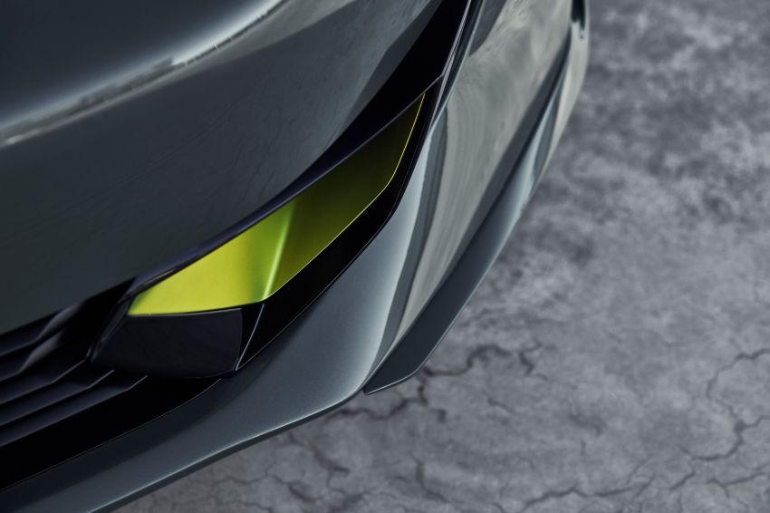 508 Peugeot Sport Engineered Concept shown ahead of Geneva debut – electric AWD, 0-100 km/h in 4.3s! Image #924485