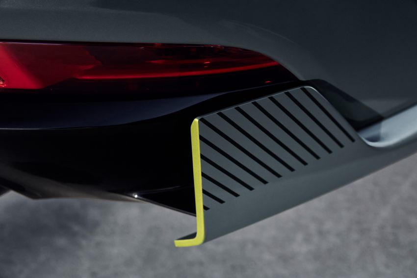 508 Peugeot Sport Engineered Concept shown ahead of Geneva debut – electric AWD, 0-100 km/h in 4.3s! Image #924490